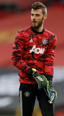 David de Gea cuts the rest of his training comeback and hopes to return to the starting XI in the new season
