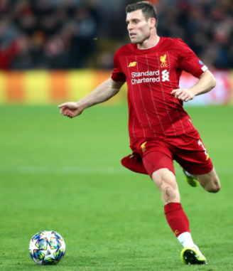 Milner admits surprise in pre-season with Liverpool