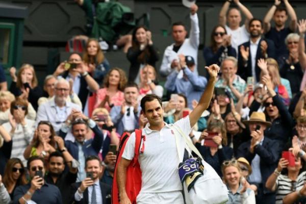 Roger Federer Loses at Wimbledon