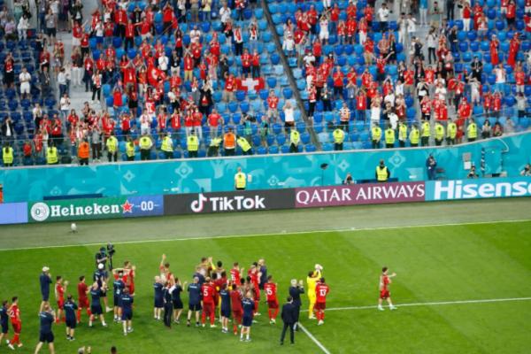 Chinese brands top Euro 2020 sponsorship